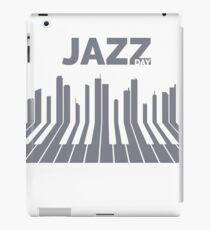 Jazz day iPad Case/Skin
