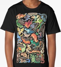 Mini dragon compendium  Long T-Shirt