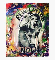 Revolution Now-Sylvia Rivera Photographic Print