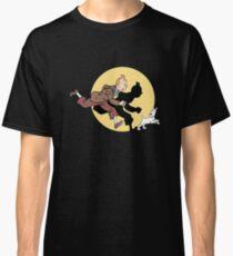 TIN TIN THE MOVIE Classic T-Shirt