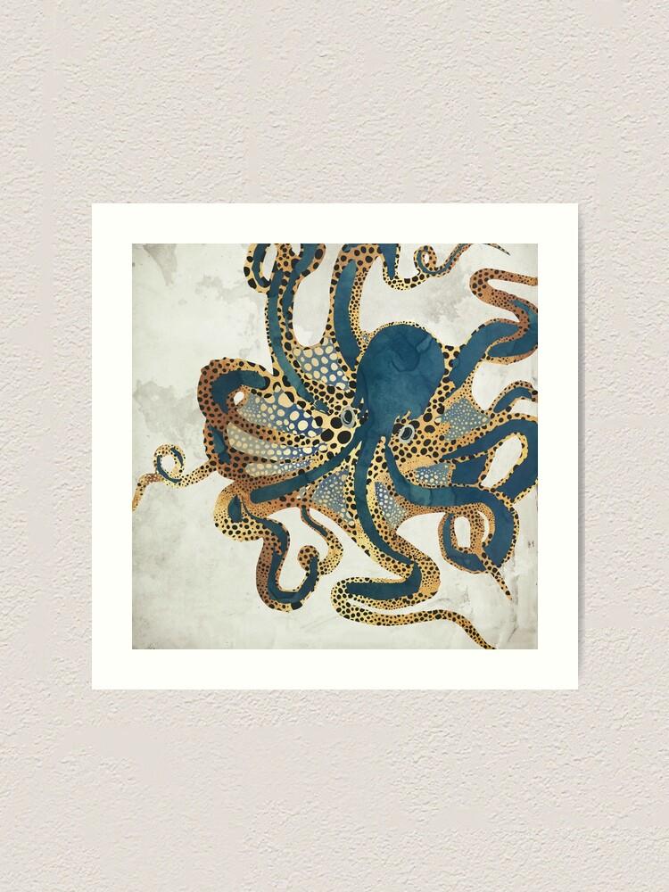 Alternate view of Underwater Dream VI Art Print
