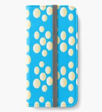 White chocolate eggs iPhone Wallet/Case/Skin