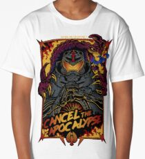 Cancel The Apocalypse Long T-Shirt