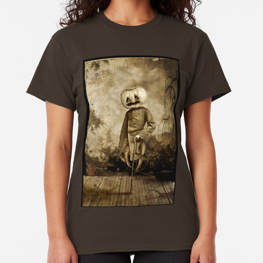 Lower Deadhorse Fall Festival And Nonchalant Balancing Competition of 1892 Classic T-Shirt