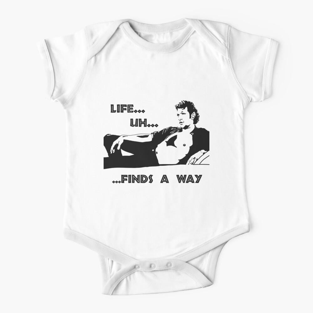 Jeff Goldblum - Jurassic Park Baby One-Piece
