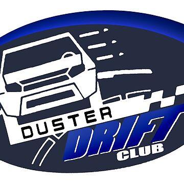 Duster Drift Club by Hughbris