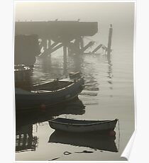 foggy day (4) Poster