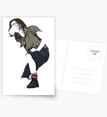 """Eddie"" Postcards"
