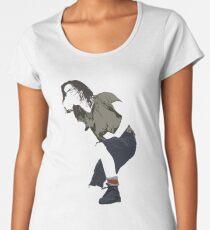 """Eddie"" Women's Premium T-Shirt"