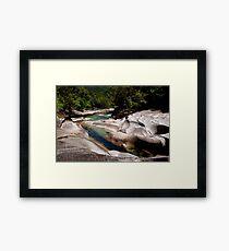 The Boulders, North Queensland Framed Print