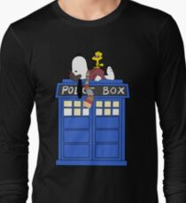 Daydreaming Doctor Long Sleeve T-Shirt