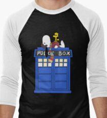 Daydreaming Doctor Men's Baseball ¾ T-Shirt
