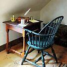 Lawyer's Desk by Susan Savad