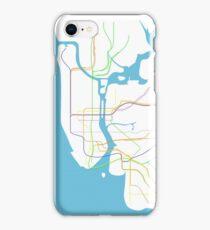 Subway Series- New York iPhone Case/Skin