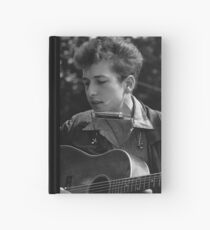 Young Bob Dylan Hardcover Journal