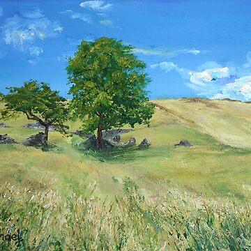 Hilltop Presence by RachaelG