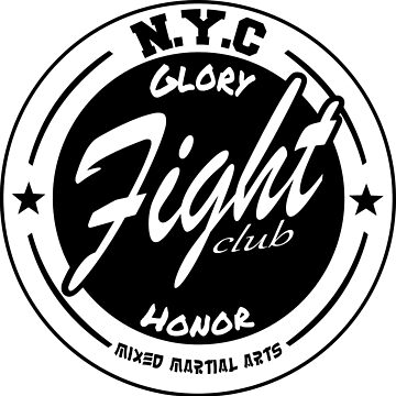 NEW YORK CITY FIGHT CLUB by lebarbu