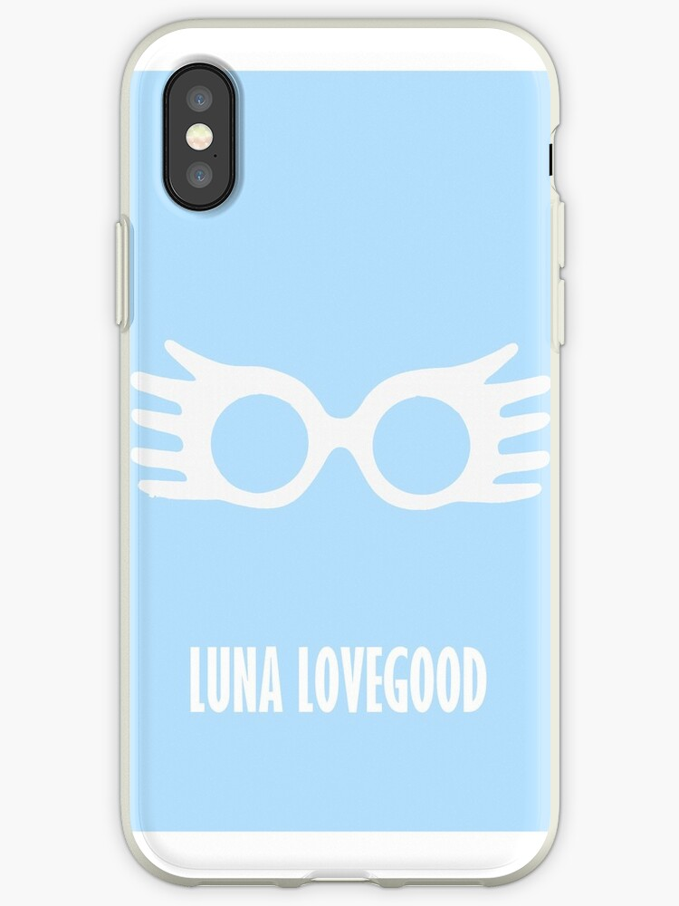 coque iphone xr luna lovegood