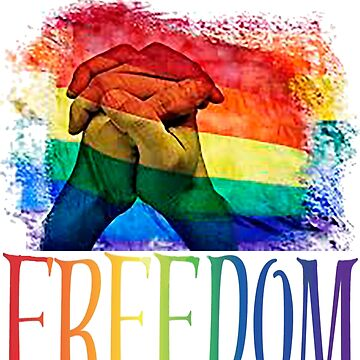 LGBT FREEDOM  by cordmarcos