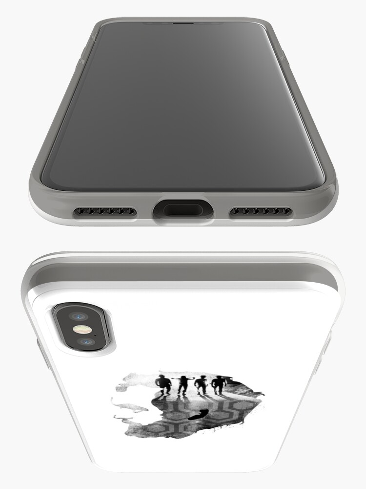Alternate view of Stanley Kubrick Collage iPhone Case & Cover