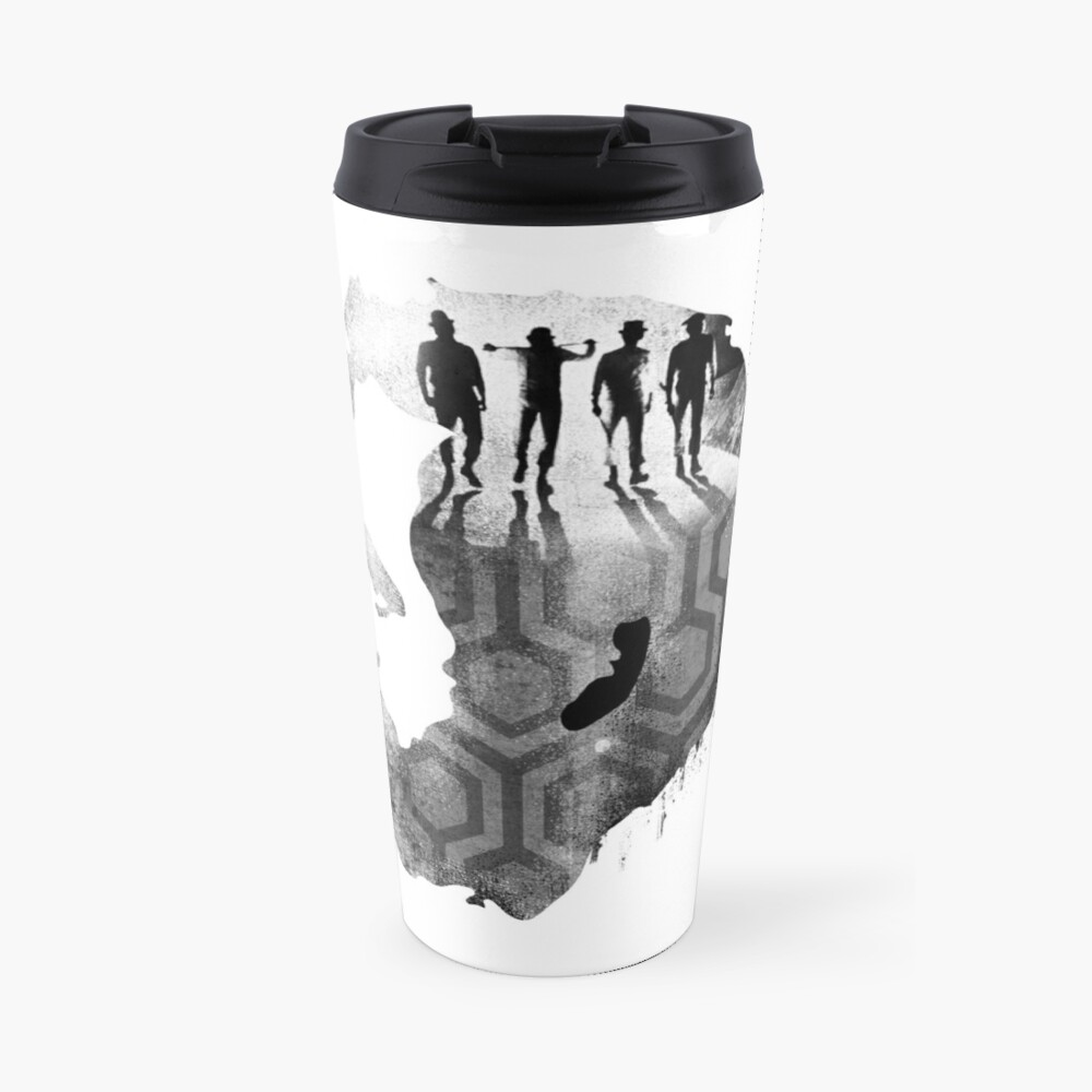 Stanley Kubrick Collage Travel Mug