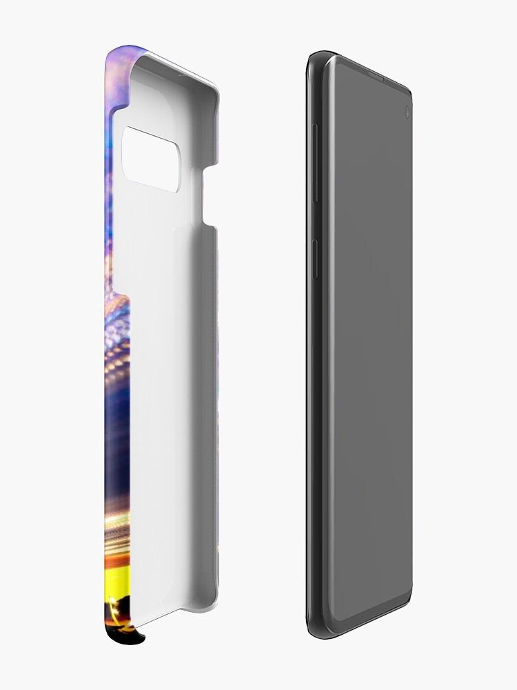 Vista alternativa de Funda y vinilo para Samsung Galaxy Timestack