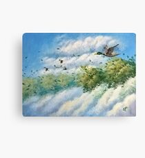 The Journey of all time Canvas Print