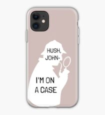 I'm on a (phone-) case iPhone Case