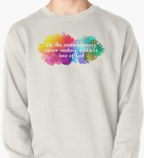 Reckless Love Pullover