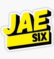 It's Jae Time Sticker