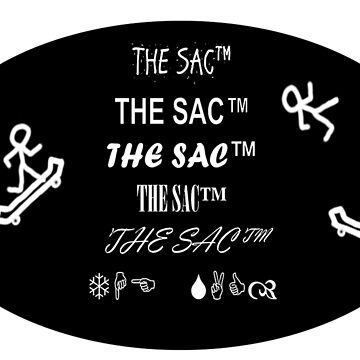 THE SAC™ Official T-shirt by dashel