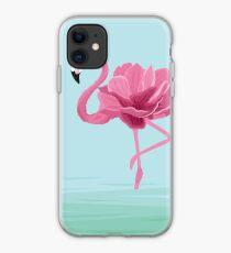 Flowermingo iPhone Case