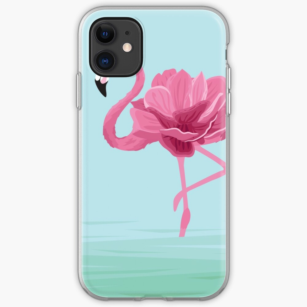 Flowermingo iPhone Soft Case