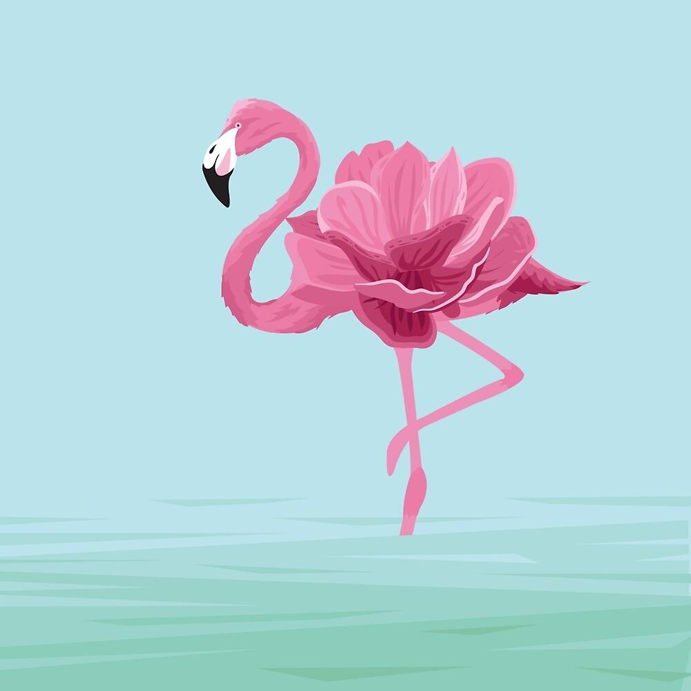 Flowermingo by jbott