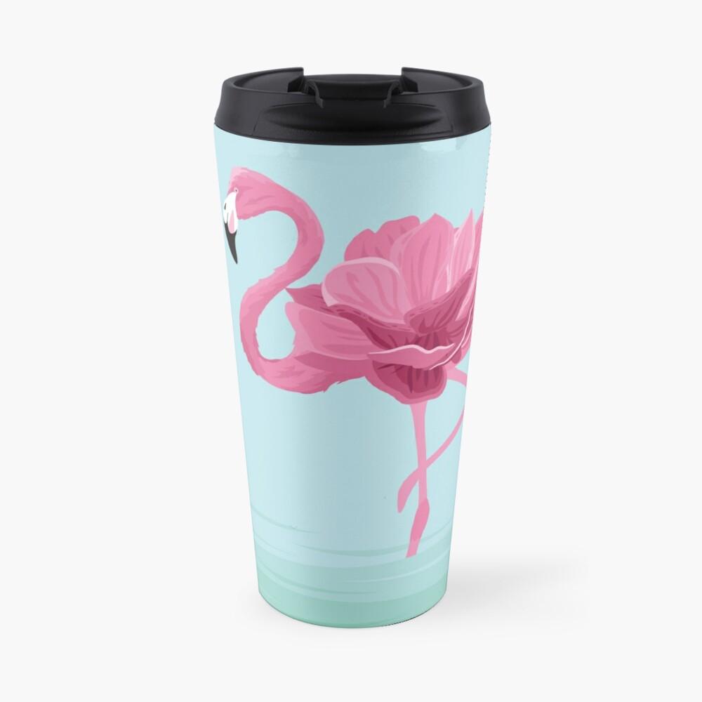 Flowermingo Travel Mug