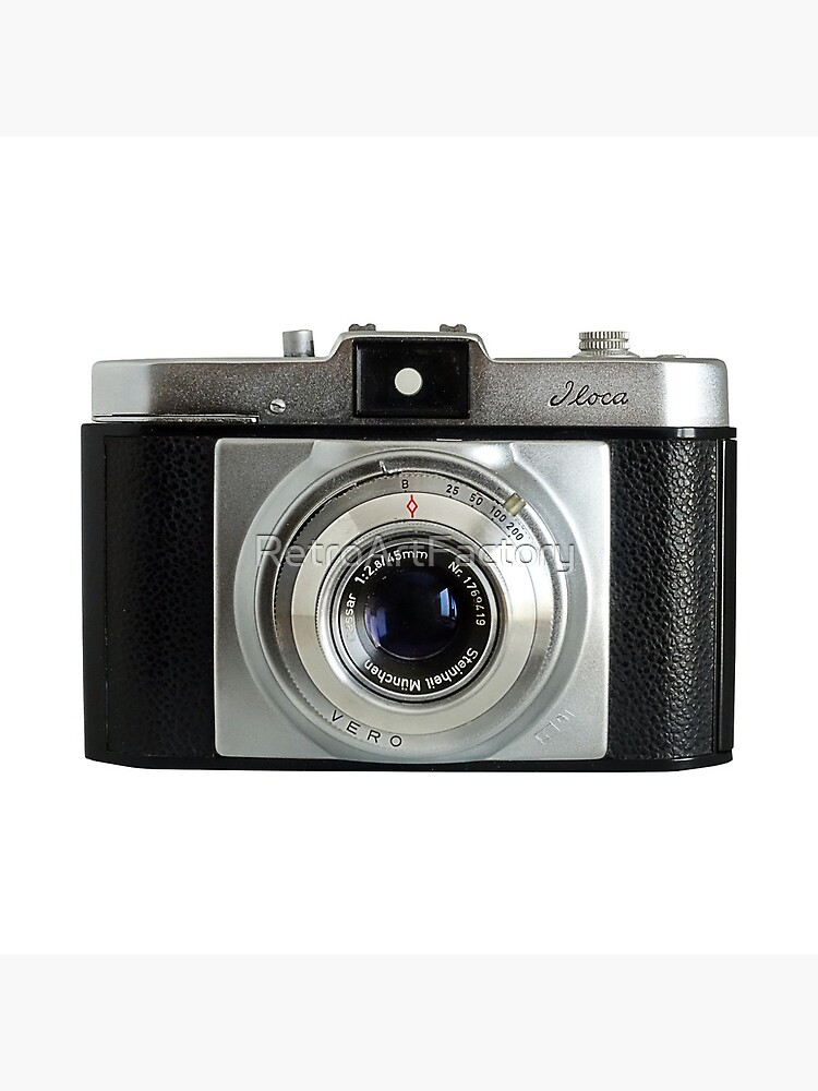 iLoca 35mm Camera by RetroArtFactory
