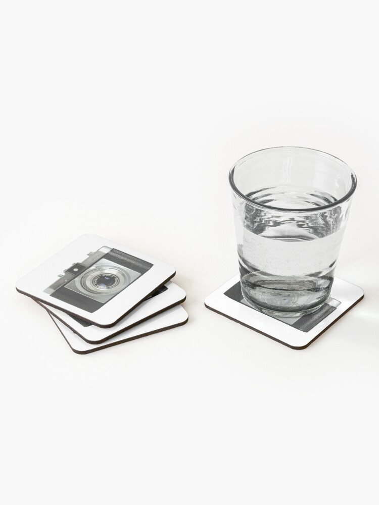 Alternate view of iLoca 35mm Camera Coasters (Set of 4)