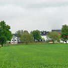 An Amish Farm II by Dyle Warren