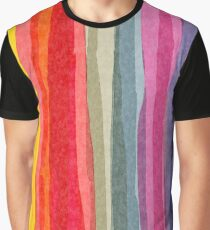 willow stripe Graphic T-Shirt