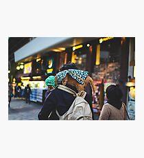 Tokyo Lens - Tokyo Cat Burglar Photographic Print