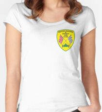 British Racing & Sports Car Club Women's Fitted Scoop T-Shirt