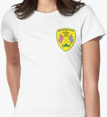 British Racing & Sports Car Club Womens Fitted T-Shirt