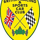 British Racing & Sports Car Club by JustBritish