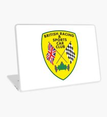 British Racing & Sports Car Club Laptop Skin
