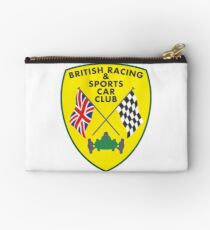 British Racing & Sports Car Club Studio Pouch