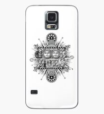 GOOD VIBES >> T-SHIRT , APPAREL, STICKER ,CLOCK, ETC Case/Skin for Samsung Galaxy