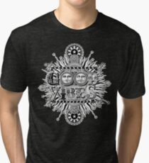 GOOD VIBES >> T-SHIRT , APPAREL, STICKER ,CLOCK, ETC Tri-blend T-Shirt
