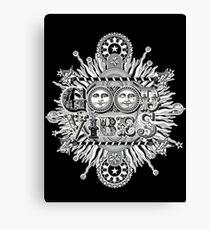 GOOD VIBES >> T-SHIRT , APPAREL, STICKER ,CLOCK, ETC Canvas Print