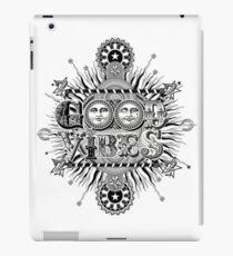 GOOD VIBES >> T-SHIRT , APPAREL, STICKER ,CLOCK, ETC iPad Case/Skin