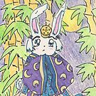 Bunny Kaguya by Michele Hawley